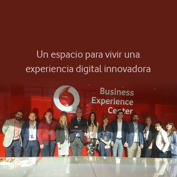 Business Experience Center, un universo tecnológico que be beyond acerca a las pymes