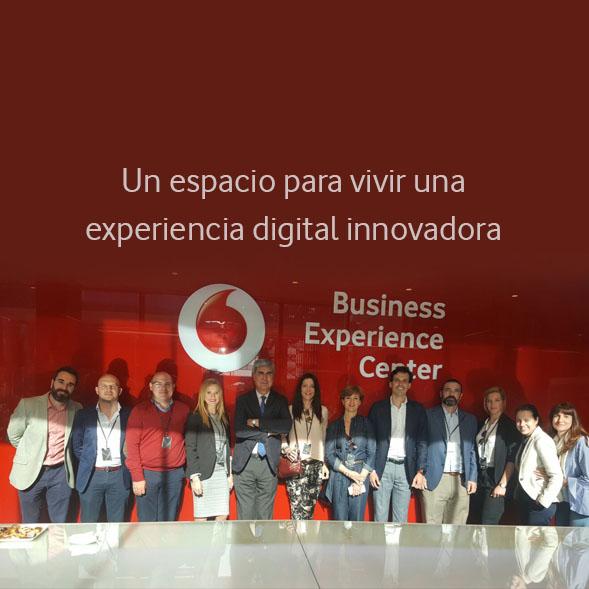 Business Experience Center, un universo tecnológico que be beyond acerca a las pymes