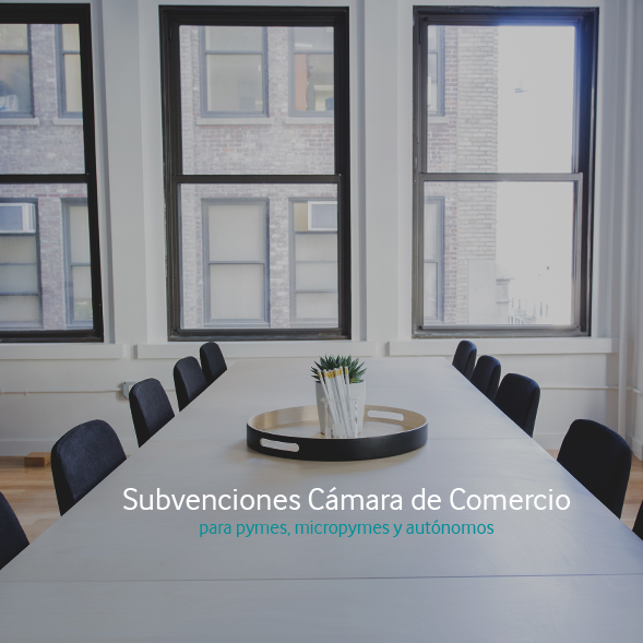 La Cámara de Comercio convoca las subvenciones TICCámaras e INNOCámaras