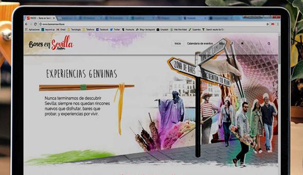 La plataforma Bares en Sevilla, una página web para sumergirse en la ciudad