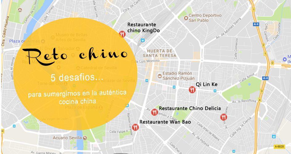 Ruta de los mejores resturantes chinos en Sevilla