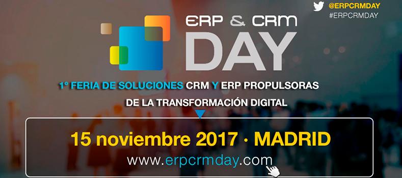 Álex Rayón, en ERP & CRM DAY: «El Big Data es un mundo de preguntas»