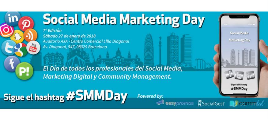 Celebramos el día internacional del Social Media en el #SMMDay
