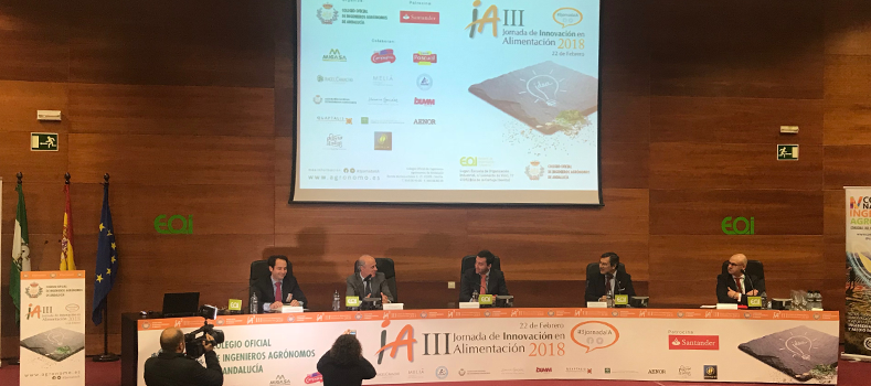 La III Jornada de Innovación en Alimentación reúne a los profesionales del sector en Sevilla