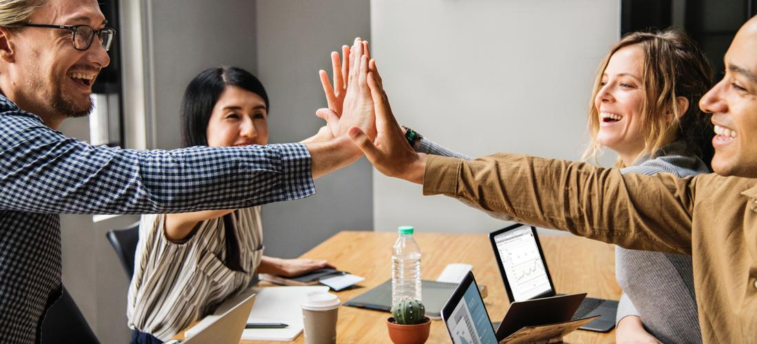 Crea el organigrama de tu empresa comercial para seguir creciendo