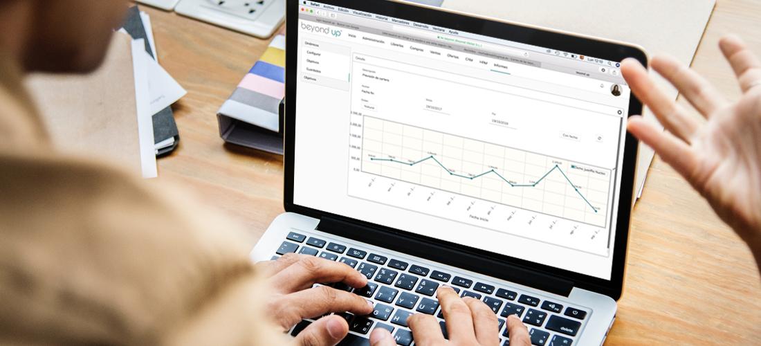 Características de un sistema CRM analítico para la fuerza de ventas
