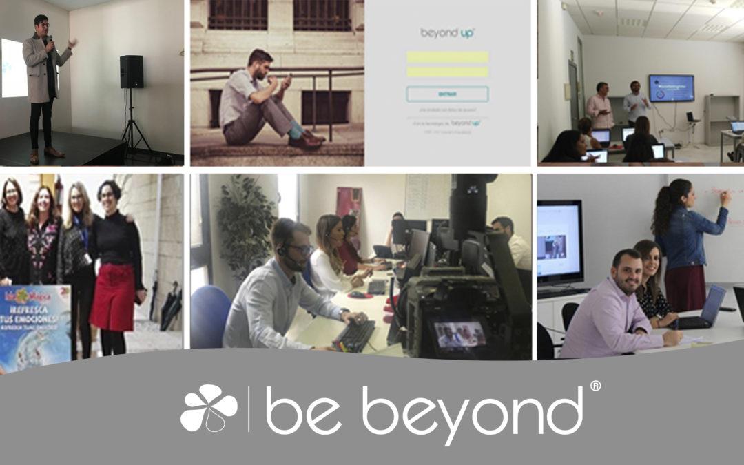 Así son los proyectos que han marcado el 2018 de be beyond
