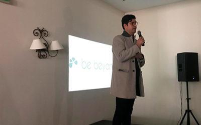 Manu Sánchez: «be beyond® es un ejemplo de empresa tecnológica andaluza»