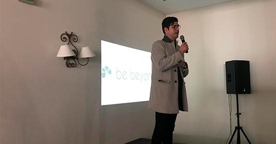 "Manu Sánchez: ""be beyond® es un ejemplo de empresa tecnológica andaluza"""
