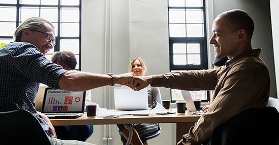 Un equipo ganador: crea así tu fuerza comercial