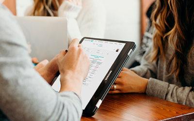 Cómo gestionar el tiempo de forma eficaz con un software comercial