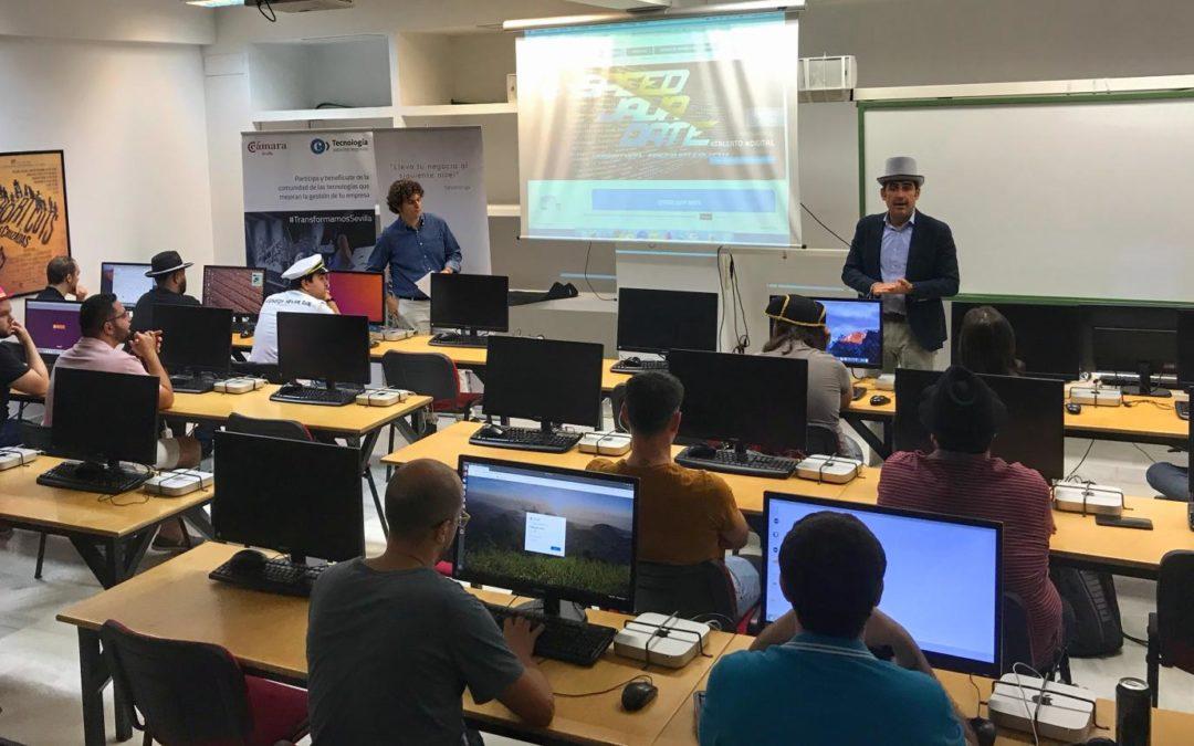 be beyond y la Cámara de Comercio de Sevilla organizan su primer Hackathon