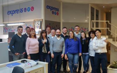 beyond up ® aterriza en Argentina como nuevo CRM de Express