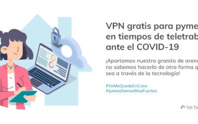 Solidaridad tecnológica frente al COVID-19