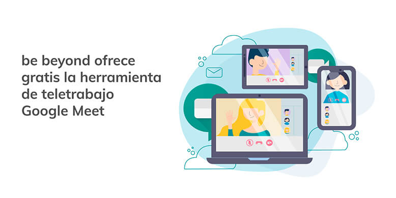 Google Meet gratis, la herramienta de videoconferencias de Google