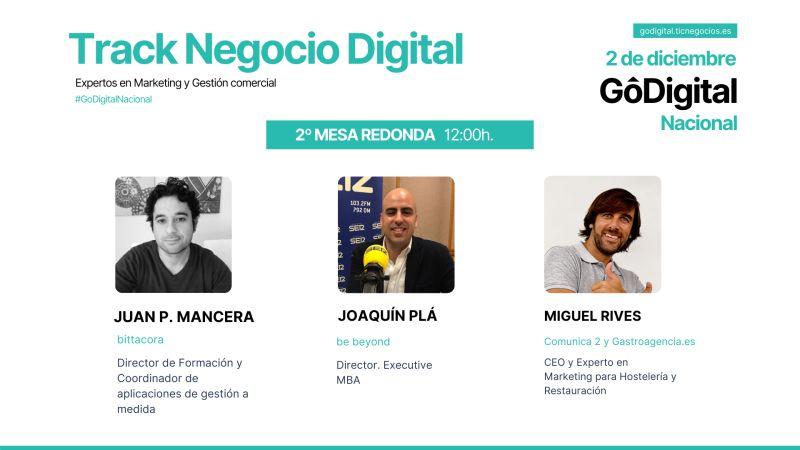 be beyond participará en el evento tecnológico GoDigital 2020