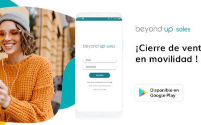 ¡Configura beyond up sales paso a paso!