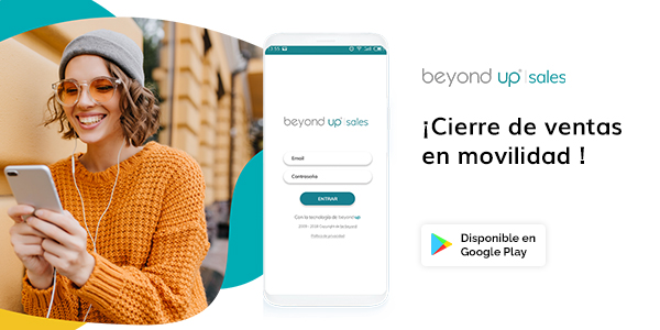¡Configura beyond up sales paso a paso!